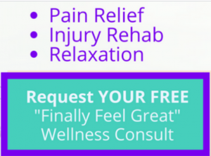 "Click link to Request YOUR FREE ""Finally Feel Great"" Wellness Consultation with our director and chief Pain Reliever & Mover Improver, Irene Diamond, RT. www.diamondwellness.com/we-unique/wellness-consultation"