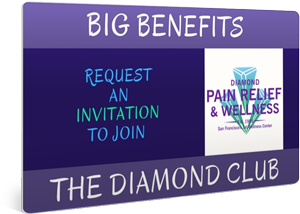 diamond-club-membership card invitation-only